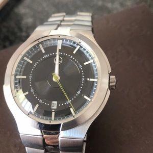 MERCEDES BENZ COLLECTION men's quartz wrist watch